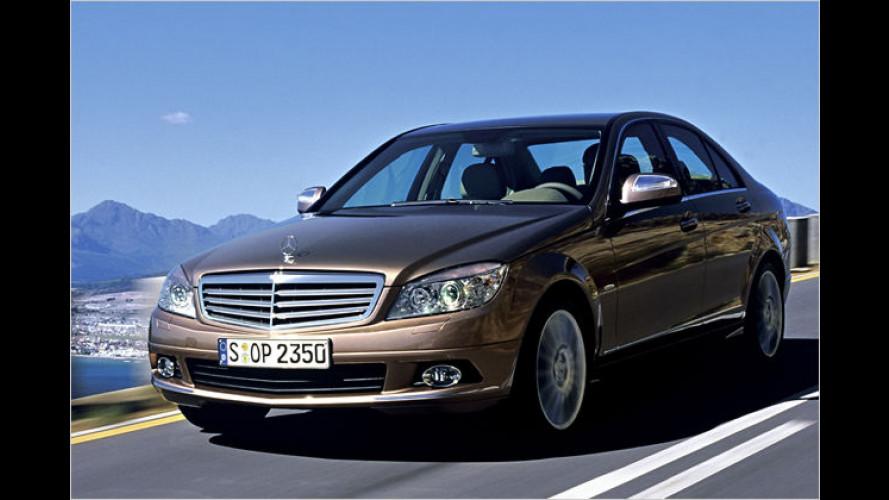 Mercedes: Günstiges Innovationspaket für die C-Klasse