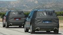 VW üç sıra koltuklu SUV'da son rötüşleri yapıyor