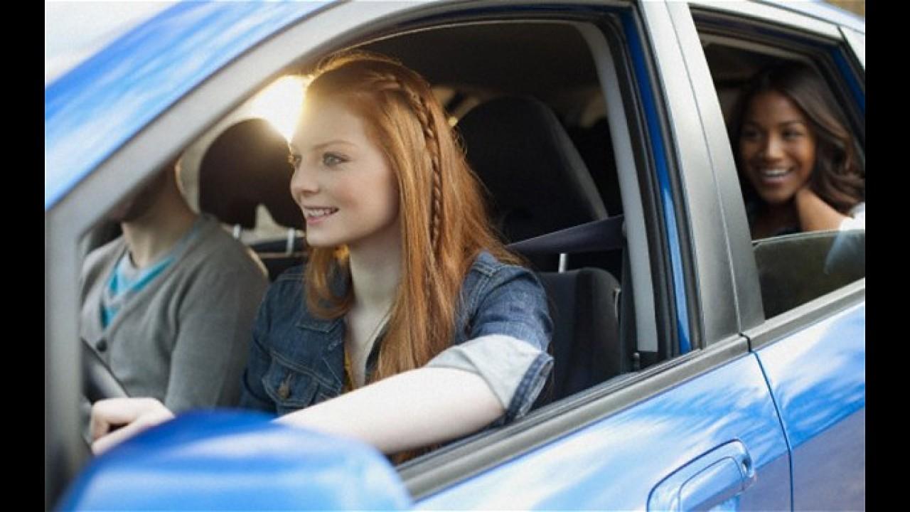 Genç Sürücüler İçin İmaj Güvenlikten Daha Önemli
