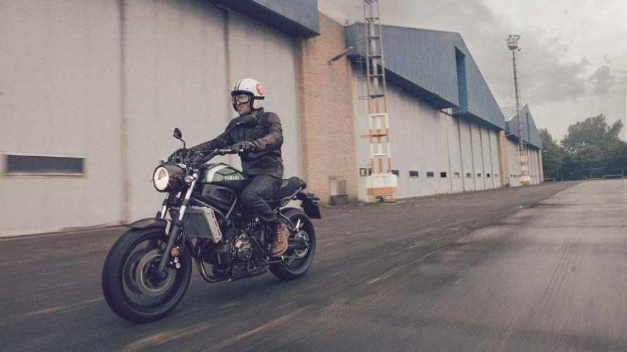 Yamaha XSR700 için Deli Olacaksınız