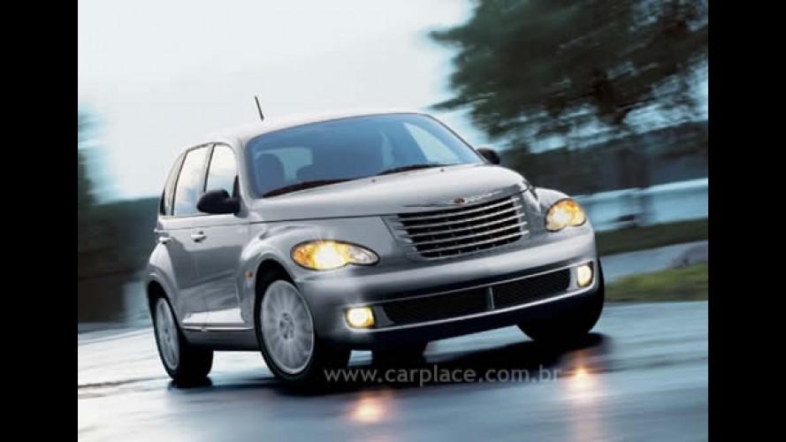 Linha 2008 do Chrysler PT Cruiser chega trazendo novidades