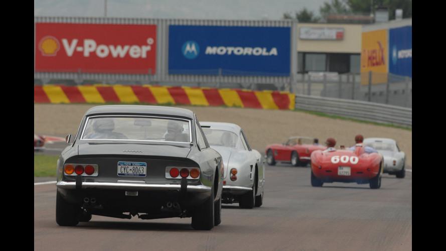 Si chiude il Ferrari 60 Relay