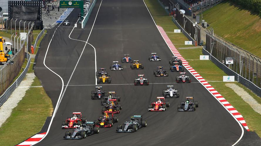 Los horarios del GP de Malasia 2017 de F1