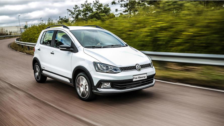 Volkswagen Fox agora tem só duas versões a partir de R$ 54.990