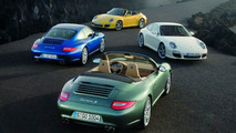 2009 Porsche 911 Facelift