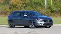 2018 Volvo V60: Review
