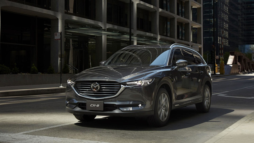 Mazda CX-8 2018: solo para Japón... de momento