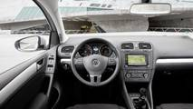 VW Golf VI radio