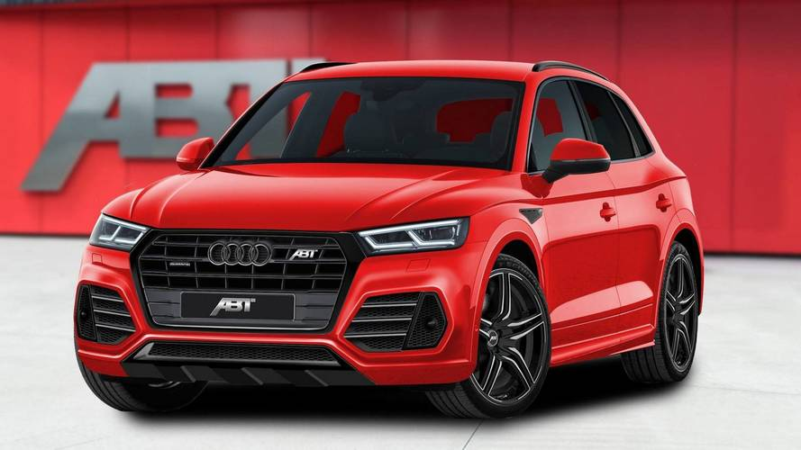 audi sq5 par abt sportsline le rs q5 avant l heure. Black Bedroom Furniture Sets. Home Design Ideas