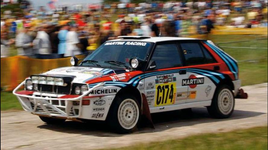 Motor Show, la storia dei Rally rivive a Bologna