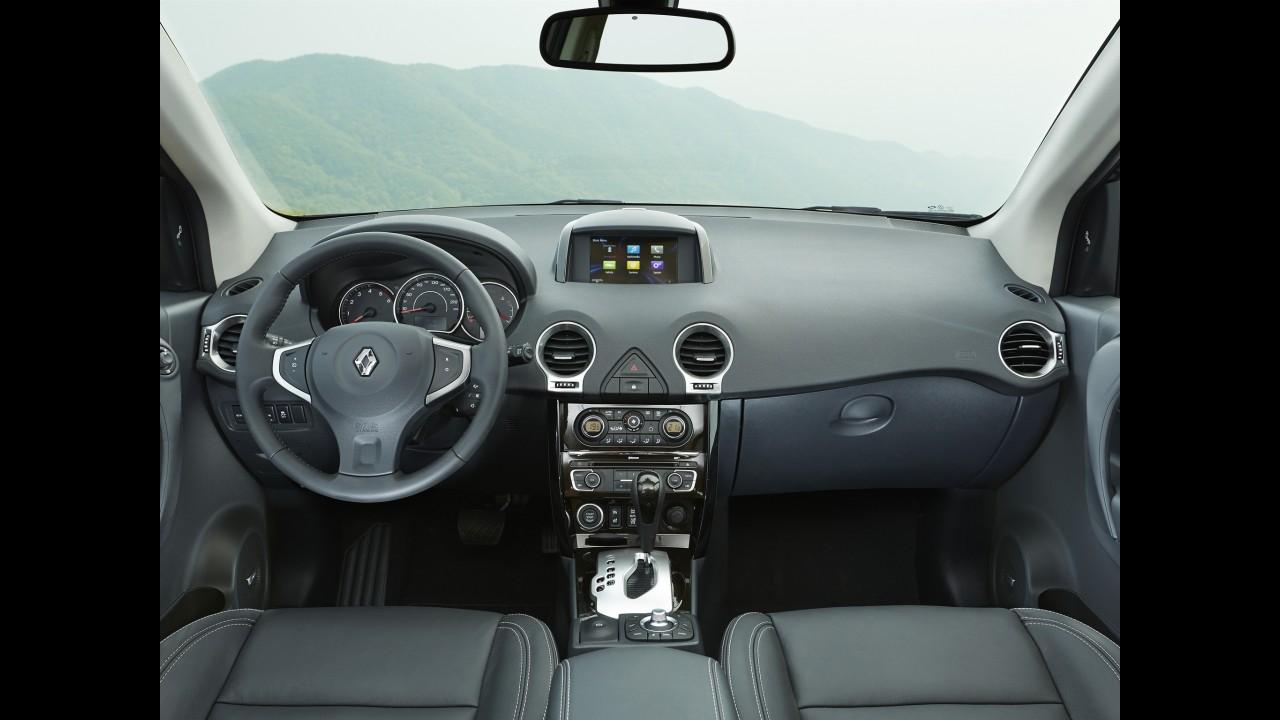 Salão de Buenos Aires: Renault Koleos estreia novo visual