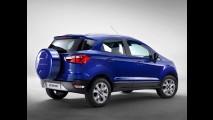 EcoSport indiano tem motor EcoBoost e preço inicial de R$ 20 mil