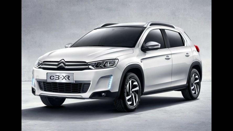 Citroën revela versão de produção do C3-XR, primo do 2008 - veja fotos