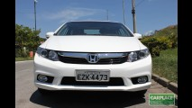 Garagem CARPLACE: Detalhes do visual externo do Novo Honda Civic 2012
