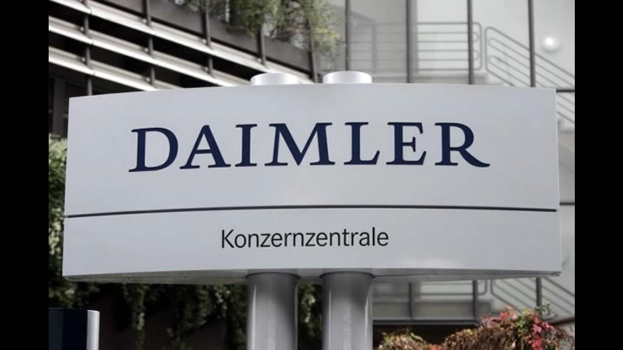 Daimler AG dará bônus aos seus funcionários em comemoração aos 125 anos do automóvel