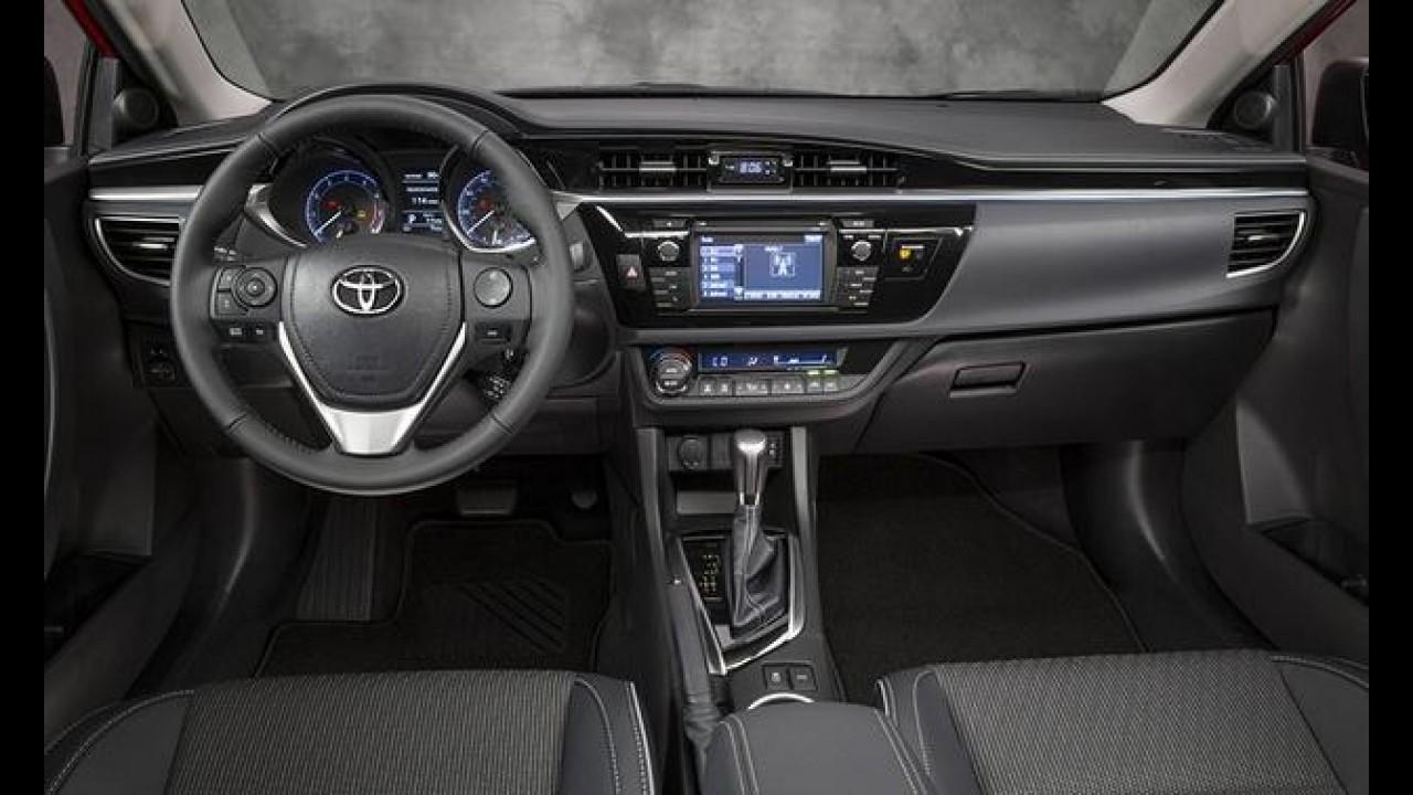 Enfim, o novo Toyota Corolla 2014 é revelado - Veja fotos