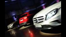 Mercedes GLA, futuro nacional, é lançado no Brasil a partir de R$ 132.900