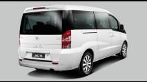 JAC lança multivan T8 no Brasil por R$ 114.990
