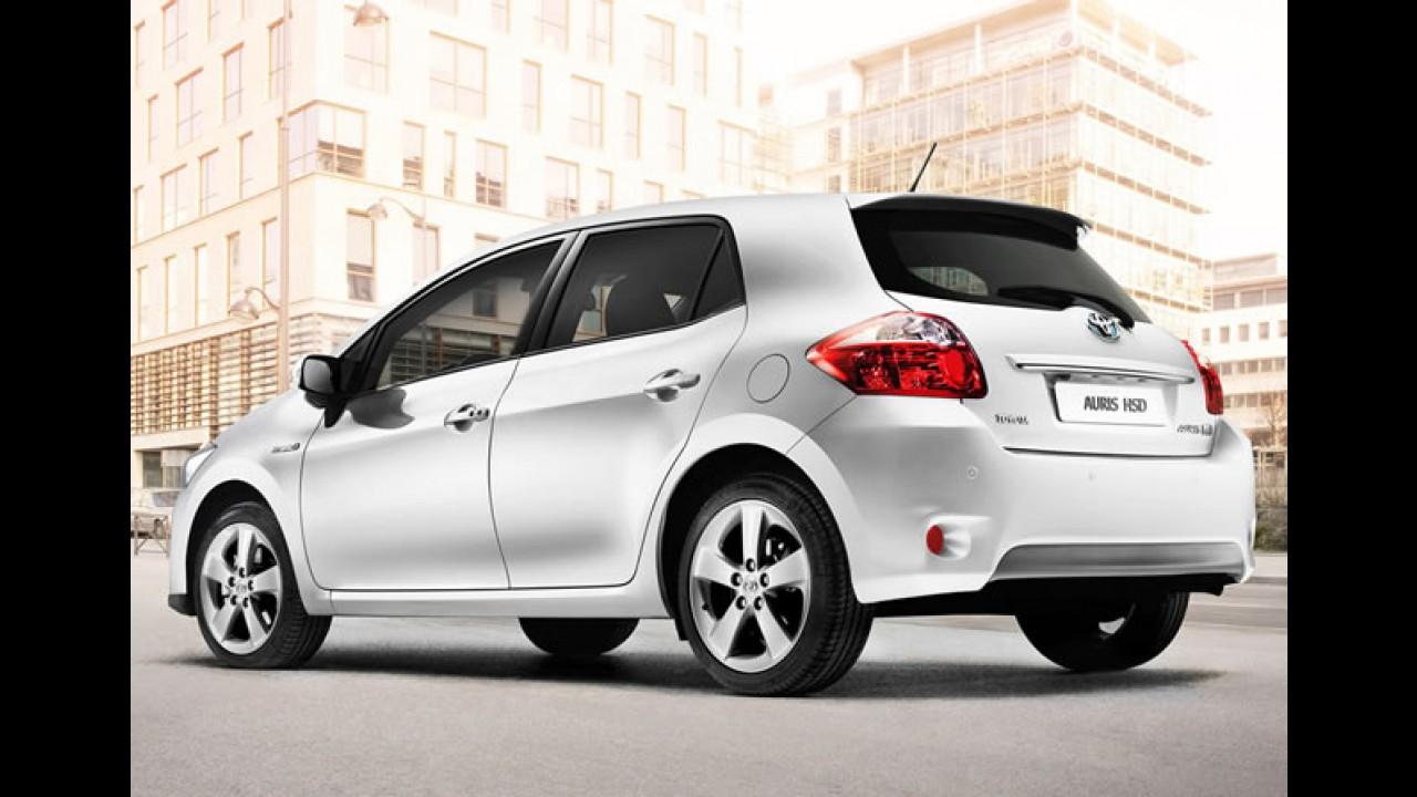 Toyota Auris vai ser o primeiro a receber os motores a diesel da BMW