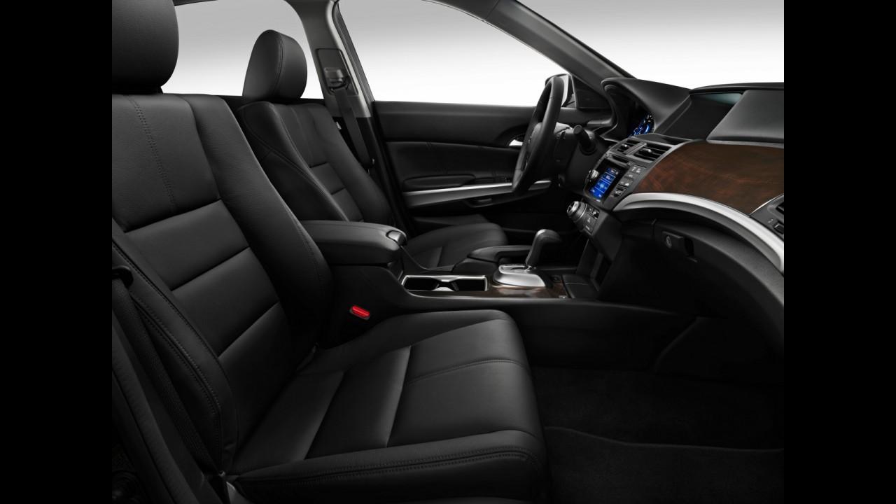 Honda divulga fotos e preços do renovado Accord Crosstour 2013 nos Estados Unidos