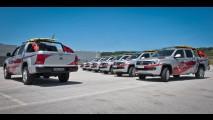 Volkswagen Amarok será o veículo oficial de salva-vidas em praias portuguesas