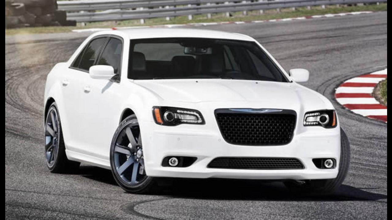 """Comemoração: Chrysler comemora 1º lucro desde sua """"quase"""" falência"""