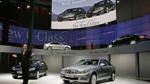 New Mercedes C-Class World Premiere in Stuttgart