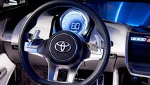 Toyota NS4 Plug-in Hybrid Concept 10.01.2012