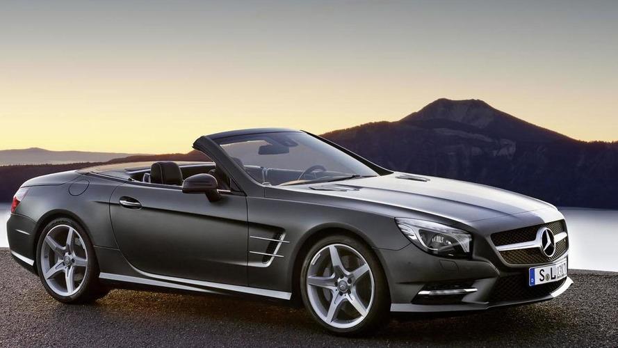 Next-generation Mercedes SL could ditch the retractable hardtop - report