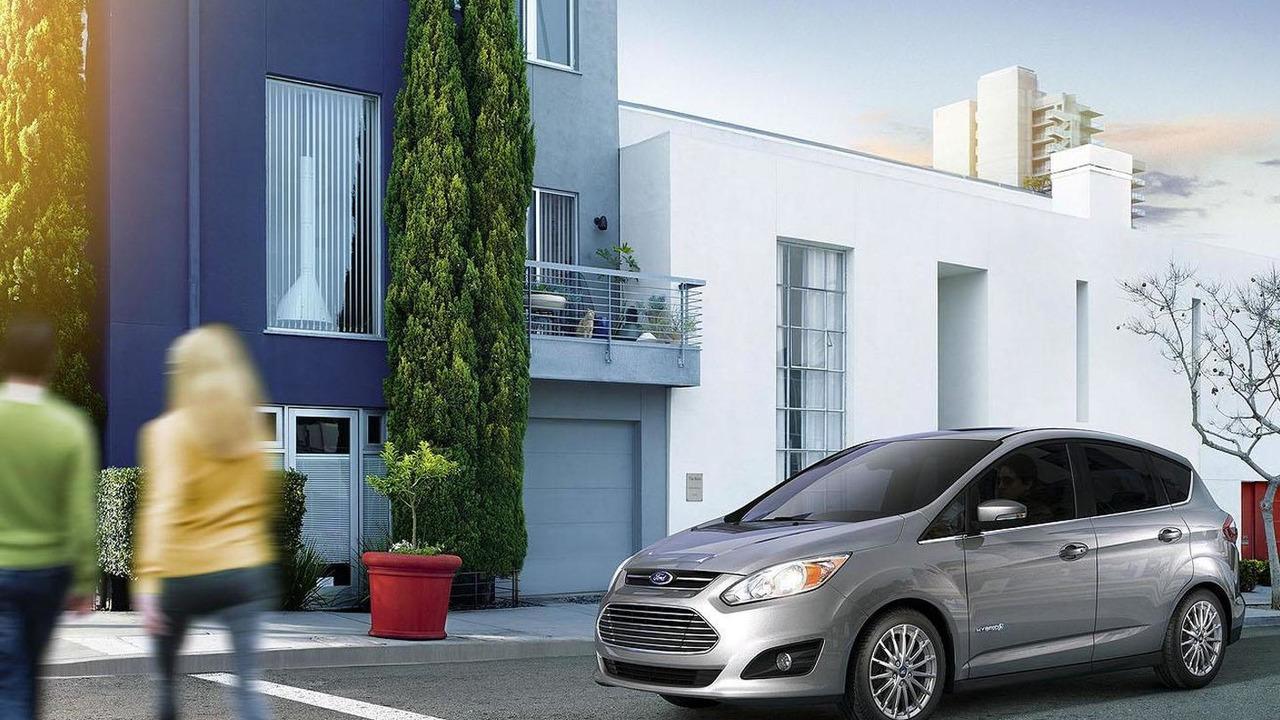 2013 Ford C-Max Hybrid - 14.12.2011