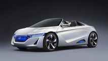 Honda Small Sports EV Concept(EV-STER)