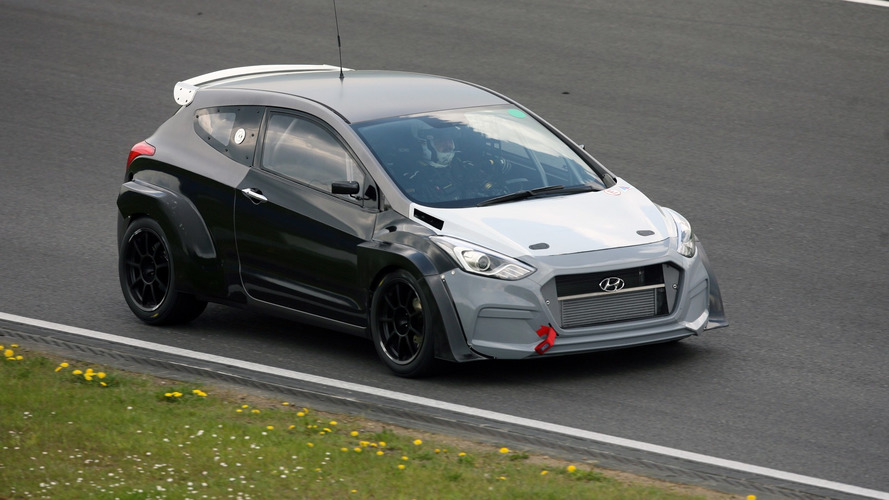 Hyundai i30 2.0 Turbo development car to run at Nürburgring 24h race