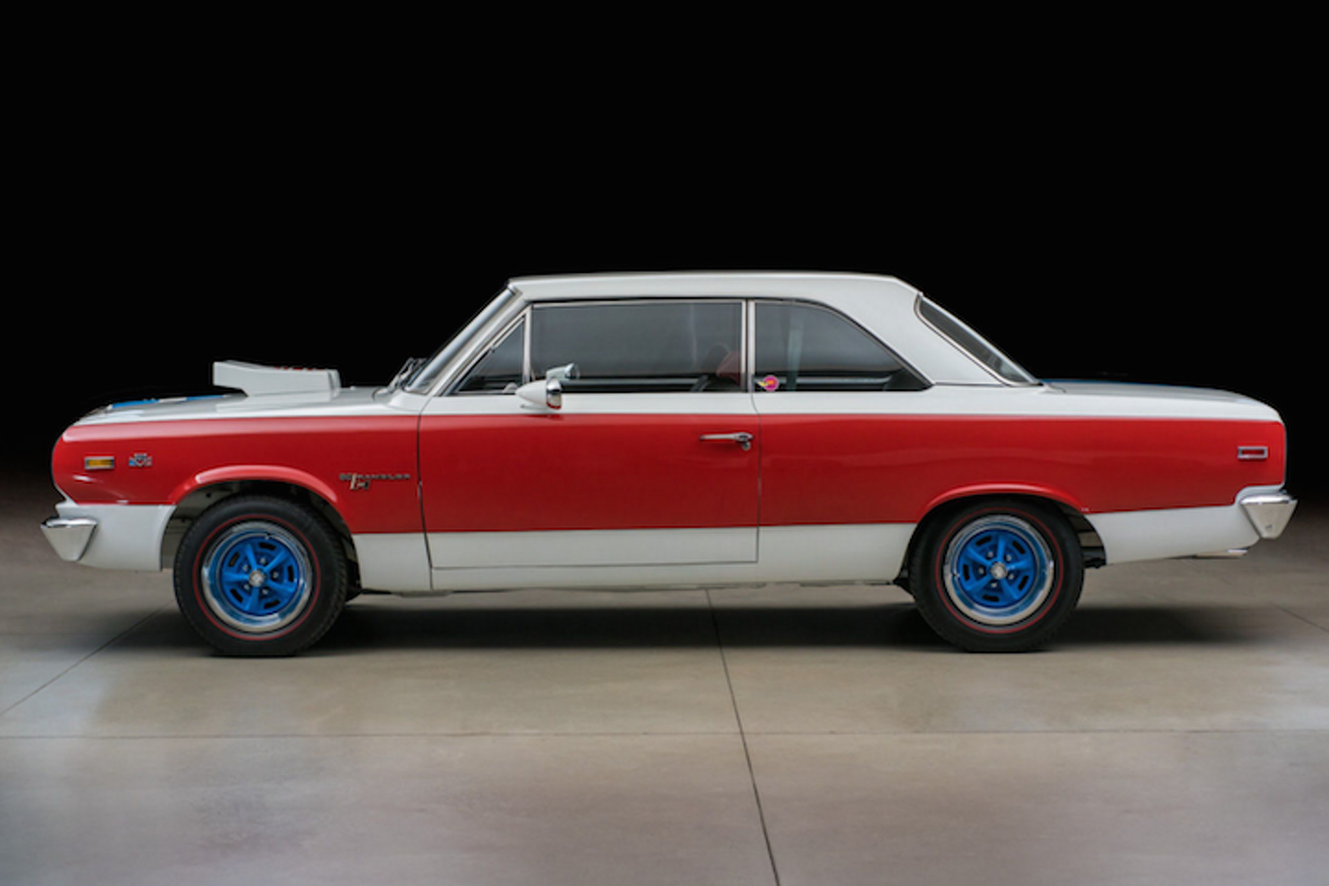 Red, White, and True 1969 AMC SC/Rambler-Hurst Hits eBay