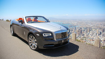 2016 Rolls-Royce Dawn