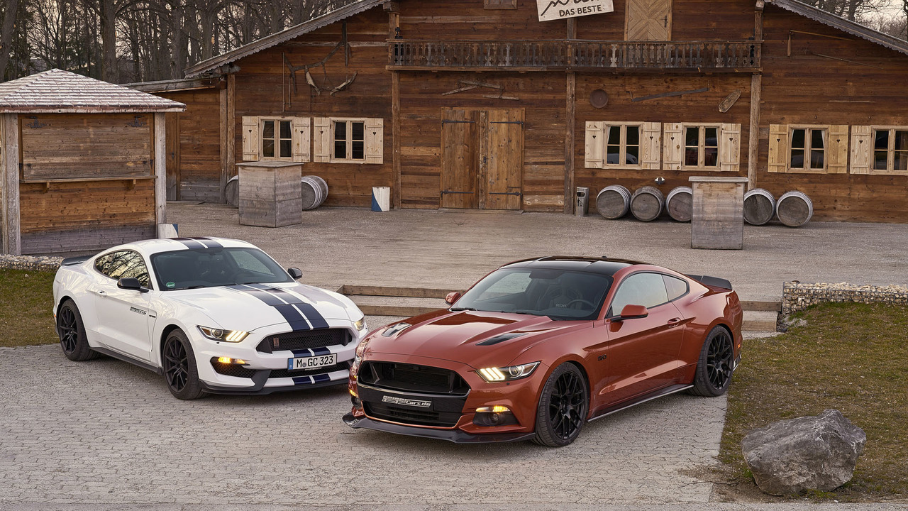 Ford Mustang Geiger GT 820