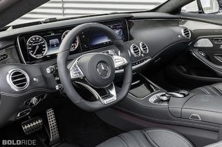 2015 Mercedes-Benz S63 AMG Coupe: Sleek New Profile, 585 Horses