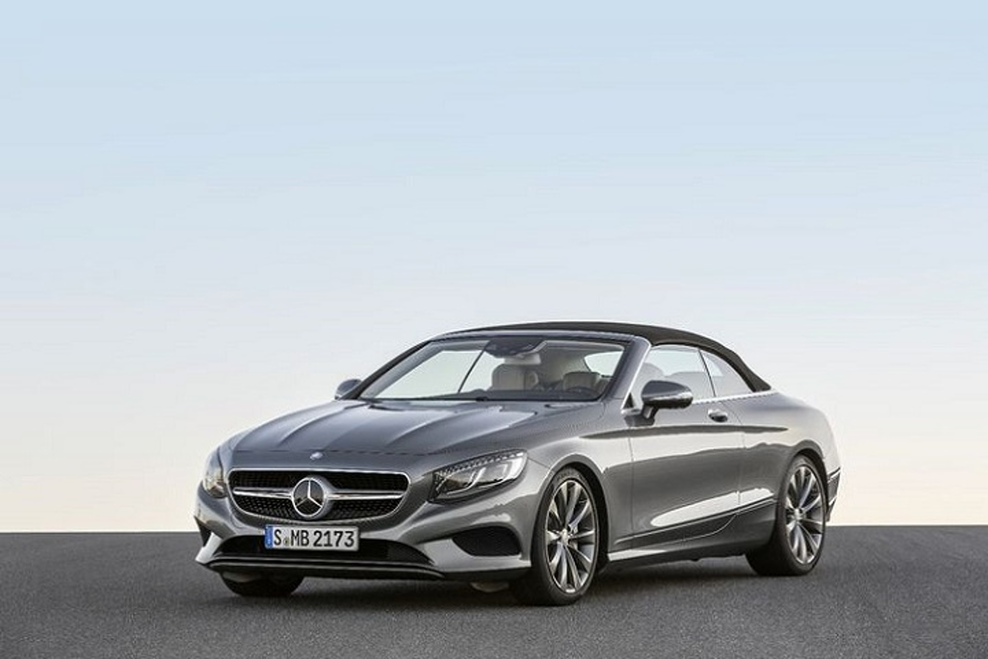 Mercedes S-Class Cabriolet Is The Land-Yacht We've Been Waiting For