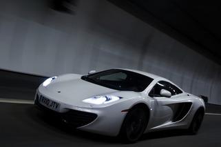 McLaren Plotting P13 Sportscar to Rival 911?