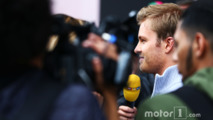 Ecclestone: Hamilton/Rosberg crashes better for Mercedes than wins