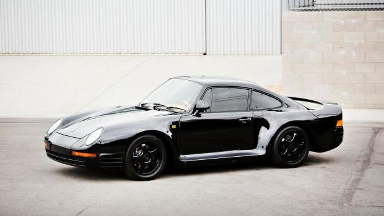 1988 Porsche 959 (US-spec)
