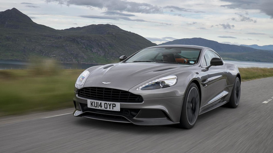 Nissan considered buying a stake in Aston Martin