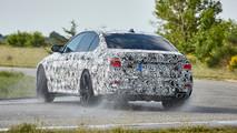 2018 BMW M5 Prototipi
