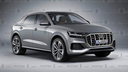 2019 Audi Q8: Şu ana kadar bildiğimiz her şey