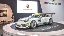 2017 Porsche GT3 (991.2) Cup car