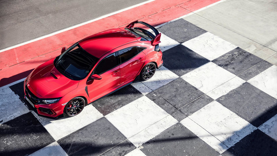 Honda Will Hunt Lap Records With Civic Type R And Jenson Button