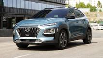 Nouveau Hyundai Kona (2017)