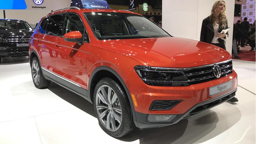 Buenos Aires - Novo VW Tiguan Allspace chega com 2.0 TSI de 220 cv