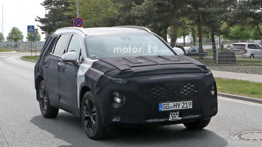 Herencias del KONA en el Hyundai Santa Fe 2018