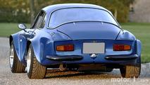 Comparaison entre l'Alpine A110 originale et moderne