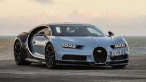 Premier contact - Bugatti Chiron